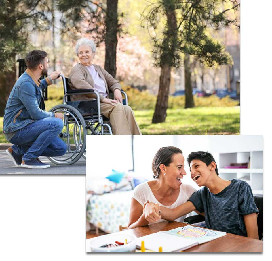 ndis disability support services in melbourne & sunshine